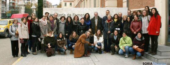 Encuentro de psicólogos de Castilla y León