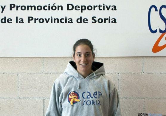 María Andrés estará en los nacionales.