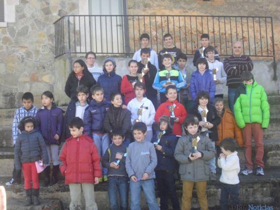Participantes del torneo