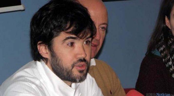 El cocinero soriano Óscar García. / SN