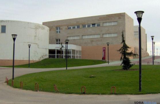 El campus de la Universidad de Valladolid en Soria.
