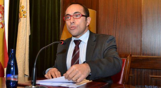 El concejal de Hacienda, Luis Rey. / SN