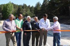 Inauguración de la carretera