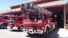 Los bomberos siguen reivindicando sus derechos. / SN