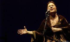 La cantaora Carmen Linares.