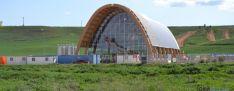 Instalaciones resinera de Almazán