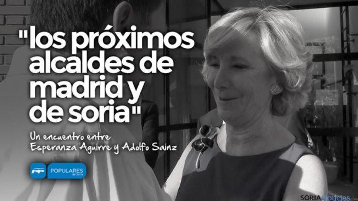 Captura de la conversación entre Aguirre y Sainz