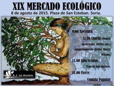 XIX Mercado Ecológico