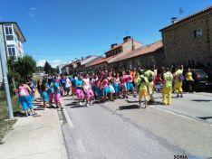 Jornada festiva en Navaleno.