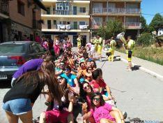 Jornada festiva en Pinares.