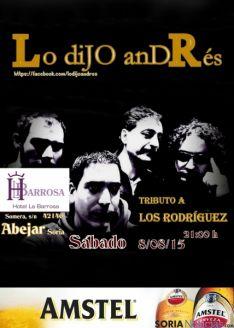 Concierto homenaje a Los Rodríguez
