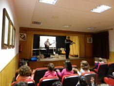 Jornada micológica escolar en Navaleno