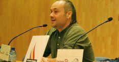 Iván Aparicio, presidente de la ASRD, precursora de las jornadas. / SN