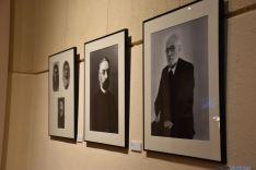 Fotografías que integran la exposición.