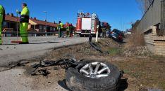Imagen del trágico accidente. / SN