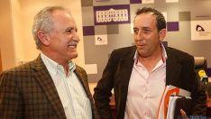 José Antonio de Miguel (izda.) y Raúl Lozano, diputados electos de C´s. / SN