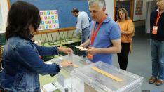 Candidato al Congreso de Ciudadanos por Soria. SN