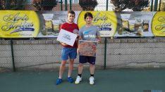 Francisco Holgueras y Víctor Boillos