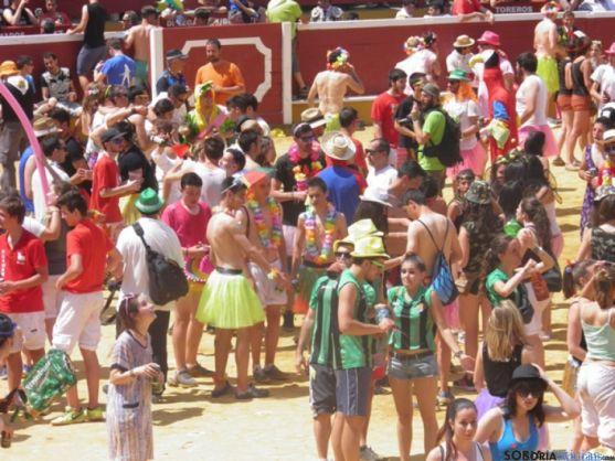 Imagen del Viernes de Toros, en la plaza