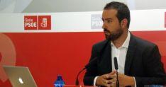Hernández, procurador del PSOE soriano. Imagen de archivo.