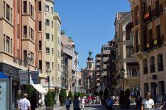 Calle de Valladolid.