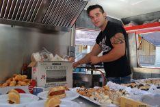 ShowCooking con el chef Carlos Maldonado. /SN