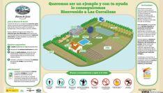 Presentación del recorrido Interpretativo de la Huerta Ecológica de Huertos de Soria.