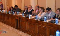 Pleno de la Diputación de Soria