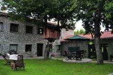 Instalaciones del Hotel Rural Los Cerezos.