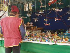 Mucho ambiente en el Mercado Medieval
