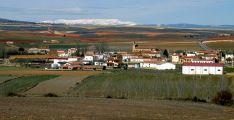 Vista general de Alconaba.