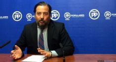 José Manuel Hernando, concejal del PP en la capital./SN