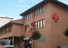 Fachada de Cruz Roja.