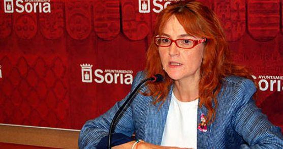 Ana Calvo, responsable municipal de turismo./SN