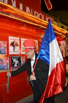 'Moulin Rouge'. Primer premio