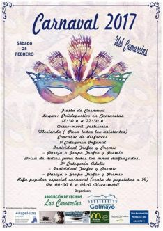 Premios y bailes en Camaretas.