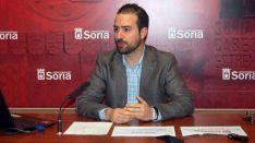 Ángel Hernández, concejal de Modernización de la Administración. /Ayto.