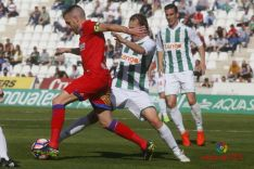 El Numancia ha apostado por no pasar apuros en Córdoba. /LaLiga