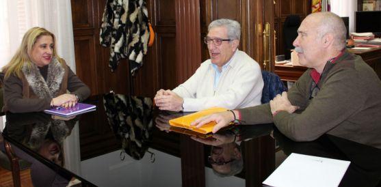 De Greogorio, Ligero y Serrato este jueves. /SN