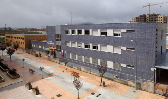Vista del centro de FP ubicado en la capital. /SN
