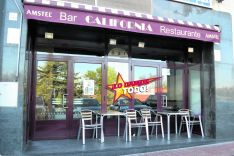 Restaurante California.