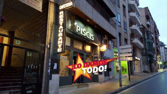 Restaurante Piscis.