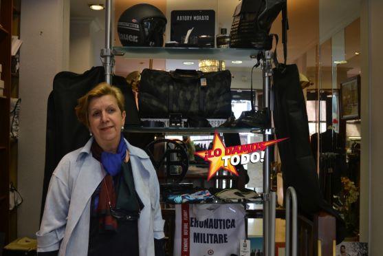 Manuela, propietaria de Boutique Sir.