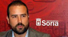 Ángel Hernández, concejal de Modernización de la Administración.