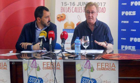 Alberto Gil (dcha.) y Javier Muñoz./SN