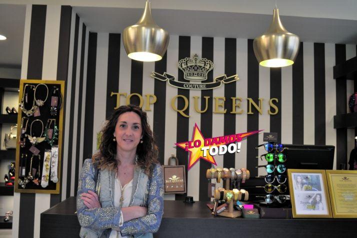 Isabel Cámara, de Top Queens Soria.