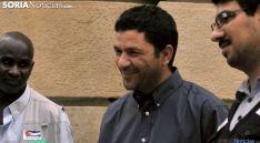 El Boutaybi, portavoz de los musulmanes en Soria./SN