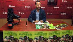 Hernández, concejal de Deportes./Ayto.