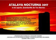 Cartel de 'Atalaya Nocturna'