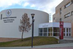 Parte del Campus Duques de Soria.